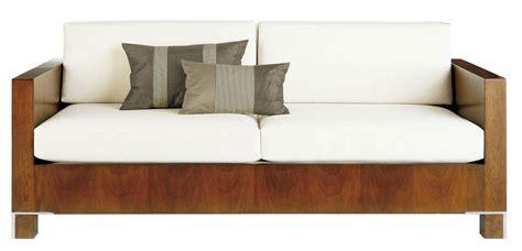 sofa moderno sof 225 moderno de madera akita en 193 mbar muebles
