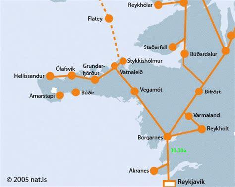 Home Planners bus schedules reykjavik borgarnes transportation in iceland