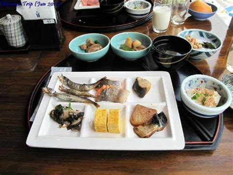 japanese buffet breakfast picture of rizzan sea park