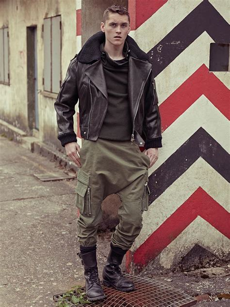 rugged mens style style in balmain autumn winter rugged s collection 2018