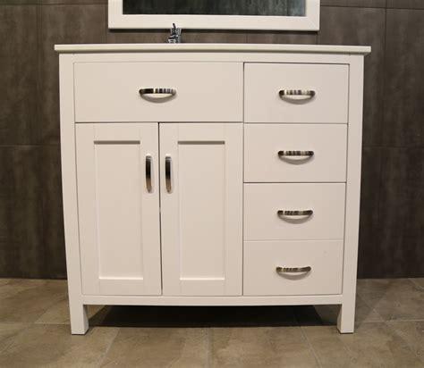 bathroom vanities canada sale 36 quot vanity uf36 storage cabinets vanities perfect bath