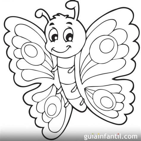 dibujo de mariposa en flores para colorear dibujo de una mariposa 10 dibujos de mariposas para colorear
