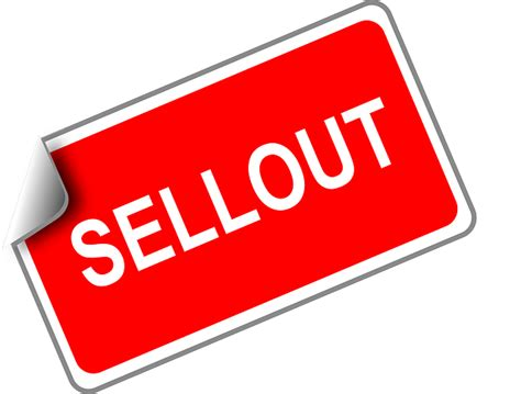design by humans sold out free vector graphic label sale sellout red sticker