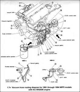 1999 mercury villager vacuum hose diagram 1999 free