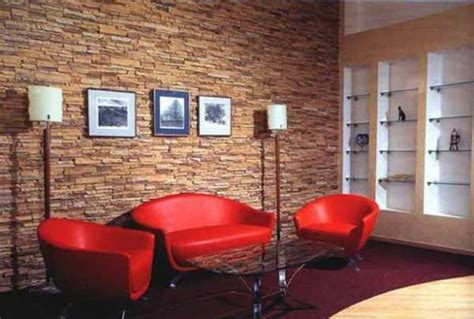 Stone Wall Tiles For Living Room by 20 Ideas To Use Modern Stone Tiles And Enrich Your Home