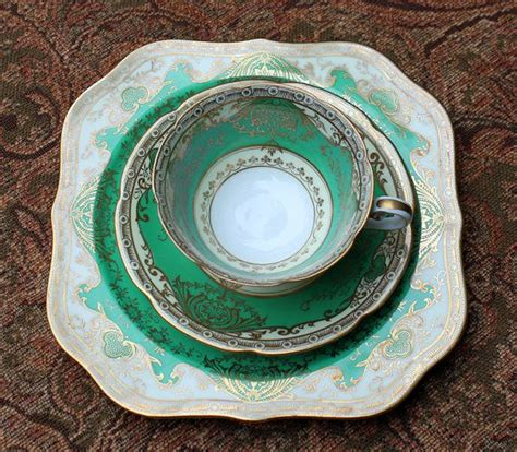 Feeling Green Gold by 17 Best Images About Teacups Noritake On