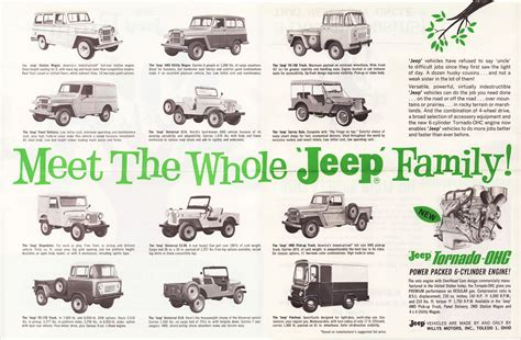 jeep family april 1962 jeep family brochure ewillys
