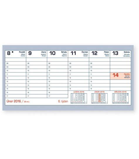 Table Calendar 2016 Table Calendar Pl 225 Novac 237 2016