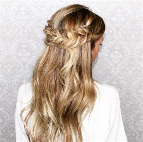 simple hairstyles for dinner picture of simple yet rehearsal dinner hairstyles 12