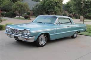 Chevrolet 1964 Impala 1964 Chevrolet Impala Ss 2 Door Coupe 98111