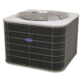 carrier ac unit capacitor carrier 174 comfort 1 5 ton 14 seer residential air conditioner condensing unit carrier hvac