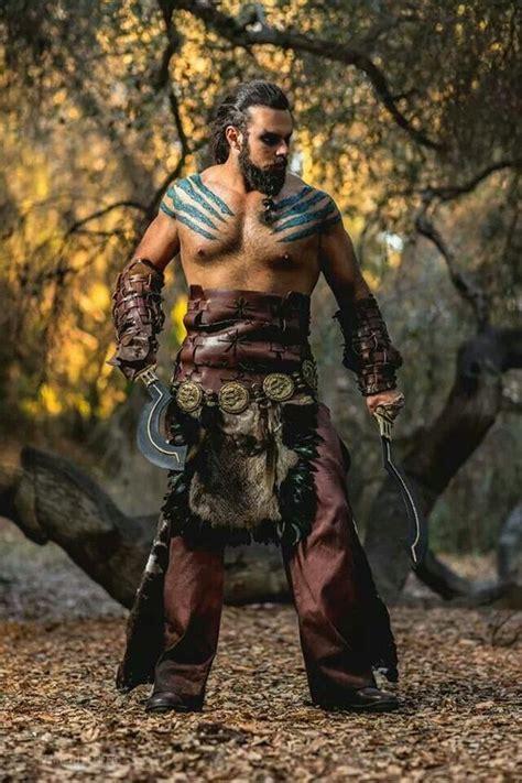 game of thrones khaleesi actor change the 10 best diy khal drogo halloween costume idea images