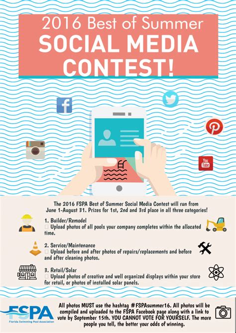 Social Media Giveaway - vgb act fspa