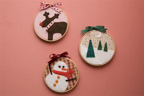 adornos de navidad de fieltro f 225 ciles de hacer hogarmania hacer adornos de navidad para ni os con botellas de como