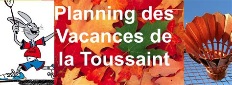 Vacances Toussaint Horaires Pendant Les Vacances De La Toussaint 2016