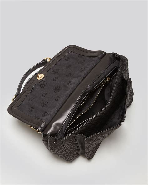 Burch Marion Quilted Shoulder Bag by Burch Shoulder Bag Marion Quilted Small In Black Lyst