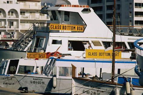 glass bottom boat ibiza ibiza image gallery lonely planet