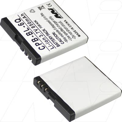 Original Nokia Battery Bl 6q Bagus shipping handling calculator