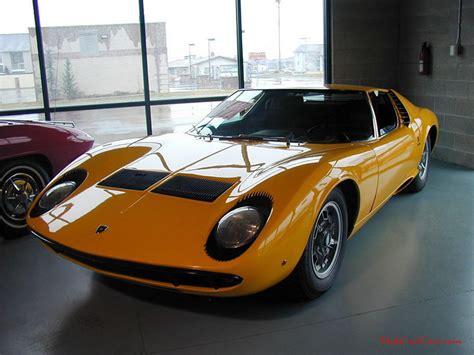 74 Lamborghini Countach 1974 Lamborghini Countach Classic Automobiles