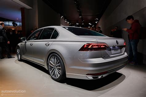 volkswagen china 2016 volkswagen phideon revealed to europeans will be