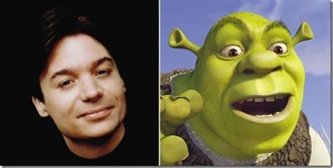 mike myers real voice 17 best images about cartoon movie voices on pinterest