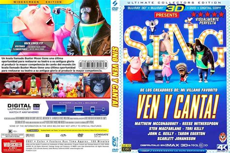 Dvd Sing descargalo full de www coverdvdgratis