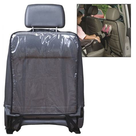 new car auto seat back protector cover for children kick mat mud clean salable ebay
