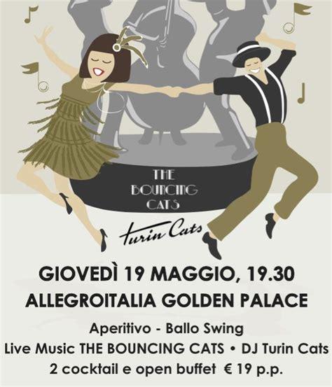 swing cats calendar turincats approda al golden palace di torino turin cats