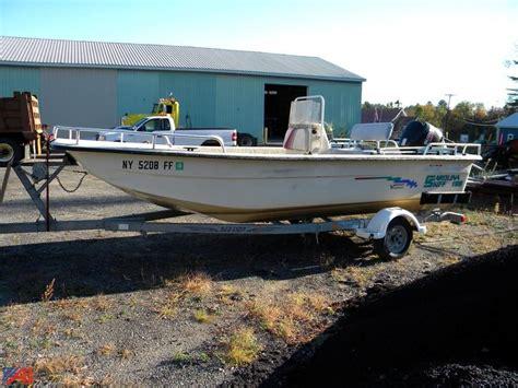 carolina skiff boat trailer auctions international auction hamilton county dpw