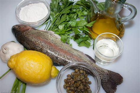 come si cucina la trota come fare la trota ripiena ricetta ricette di cucina