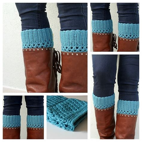 pattern cuff jeans 17 best images about crochet boot cuffs on pinterest