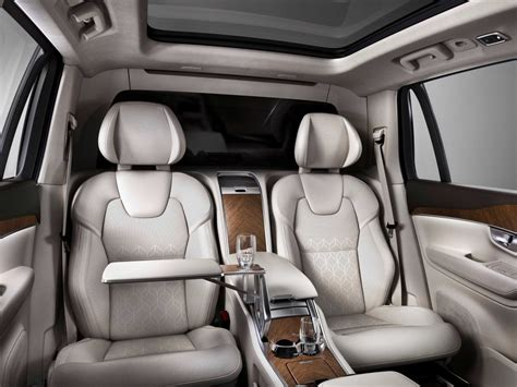 Acura Mdx Captains Chairs Volvo Xc90 Excellence Business Insider