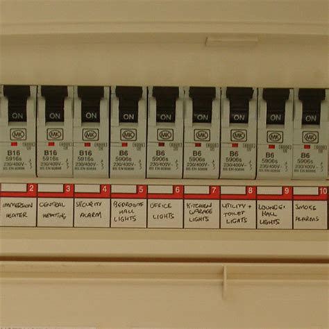 house electric board home dzine home diy home electrical label a distribution