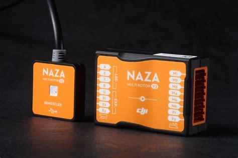 Dji Naza naza m v2 compact designed multirotor autopilot system dji