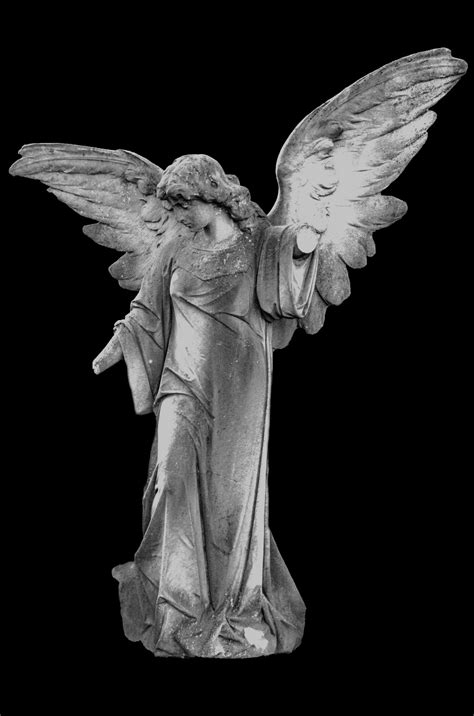 Figure Wings statue without free stock photo domain pictures