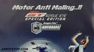 Alarm Motor Xeon aripitstop 187 yamaha jual xeon gt125 special edition tambah fitur immobilizer harga tetap