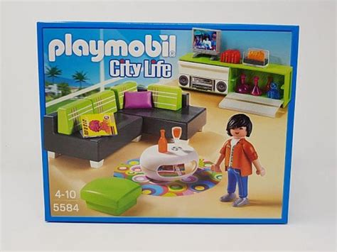 playmobil wohnzimmer 5584 emejing playmobil moderne luxusvilla gallery lalawgroup