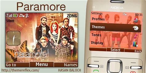 Paramore Themes For Nokia C3 | paramore theme for nokia c3 x2 01 themereflex
