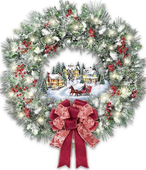 thomas kinkade a holiday homecoming musical christmas