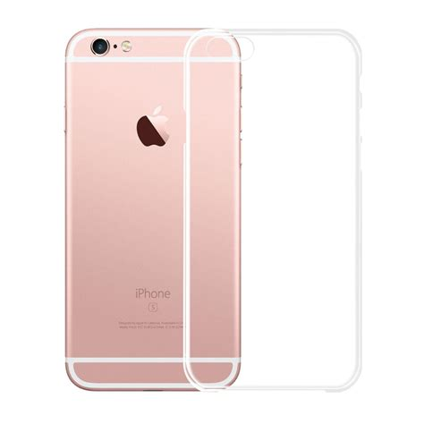 Op4624 For Iphone 7 Plus Soft Silicone Clear Anti Shock Knock Kode Bi 3 aliexpress buy transparent clear for iphone 6 6 plus iphone 7 7 plus soft silica