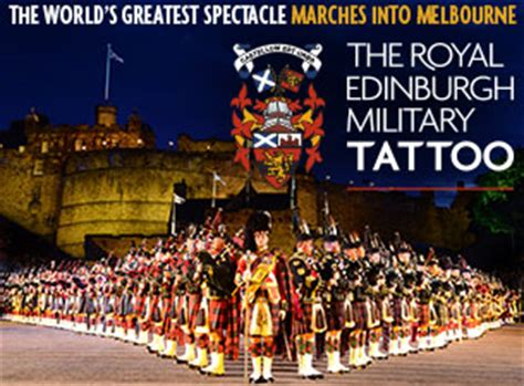 edinburgh tattoo tickets melbourne the royal edinburgh military tattoo