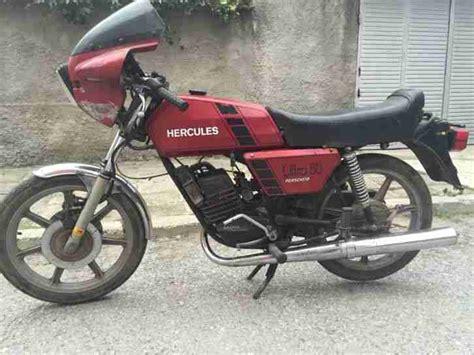 Oldtimer Motorrad Hercules by Hercules Ultra 80 Motorrad Oldtimer 1982 Hercules