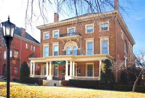bed and breakfast in louisville ky the culbertson mansion historic bed and breakfast inn