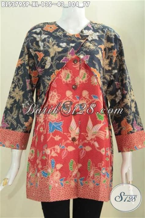 Pusat Fashion Wanita pusat busana batik fashion sedia baju batik wanita