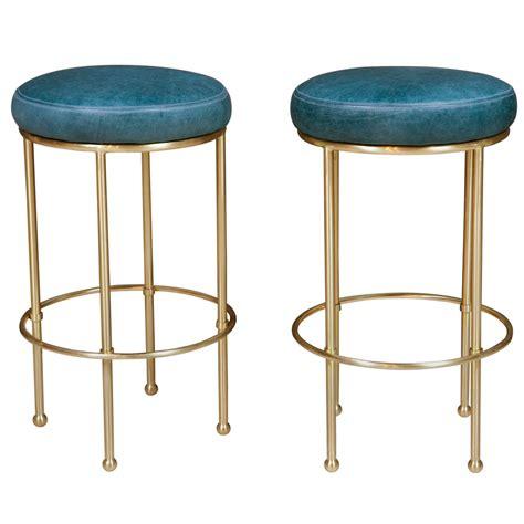 brass bar stools brass bar stool at 1stdibs