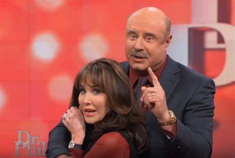 has anyone seen robin mcgraw dr phils wife recently after 40 years dr phil s wife gets a big surprise on his