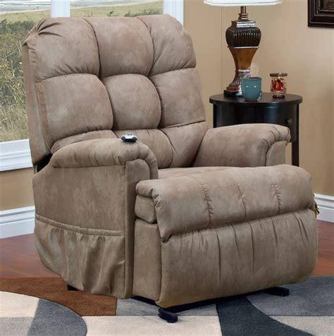 lift couch stede mocha sleeper reclining lift chair from med lift