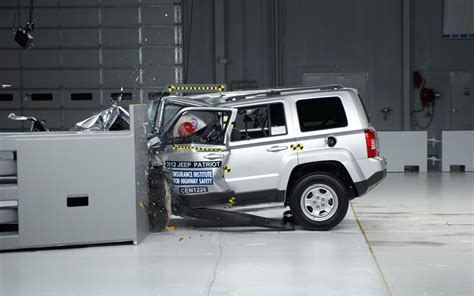 Jeep Patriot Crash Test 2012 Jeep Patriot Crash Test Photo 1