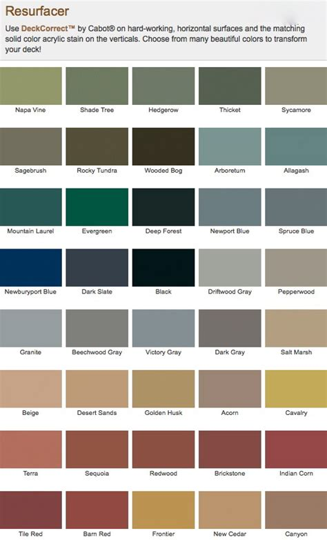 arborcoat colors benjamin arborcoat deck stain