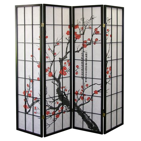 bedroom privacy screen floor screen room divider home interior design